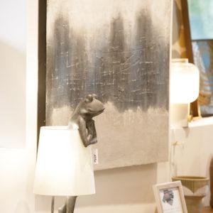 Détail décoration boutique MJ Concept
